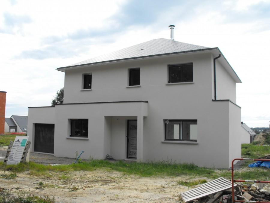 Maison tage paul pichard - Faire un etage sur une maison plein pied ...